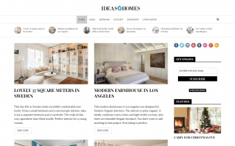 Ideas and Homes