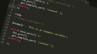 Passing variables to WordPress get_template_part() function