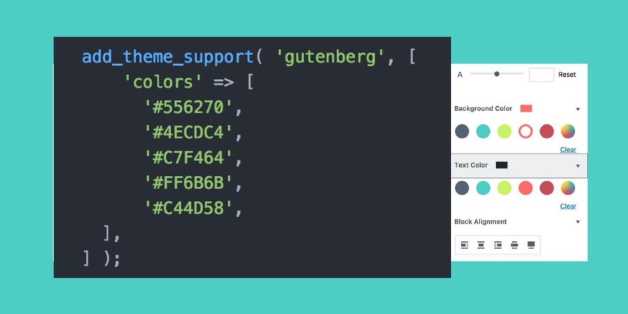 gutenberg development tip 21