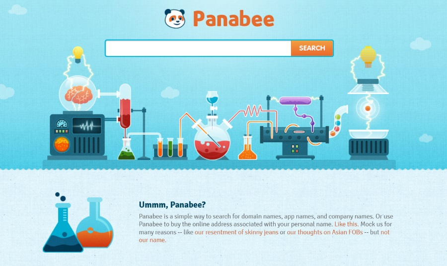 blog name generator panabee