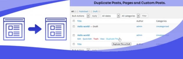 The easiest way to duplicate a page in WordPress | Meks