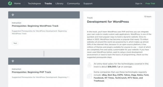 5 WordPress courses to kickstart your knowledge and career | Meks