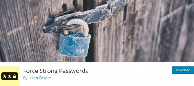wordpress password security plugin