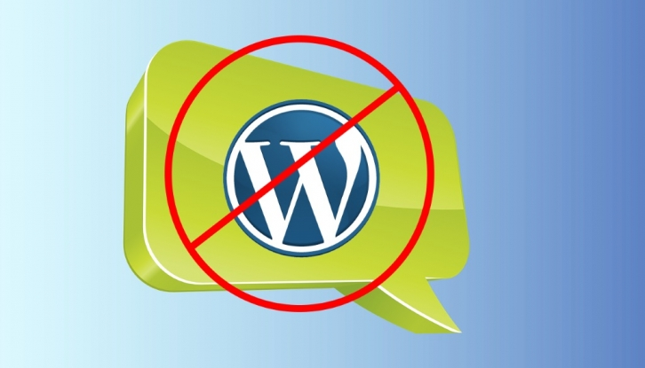 The easiest way to turn off and disable comments in WordPress