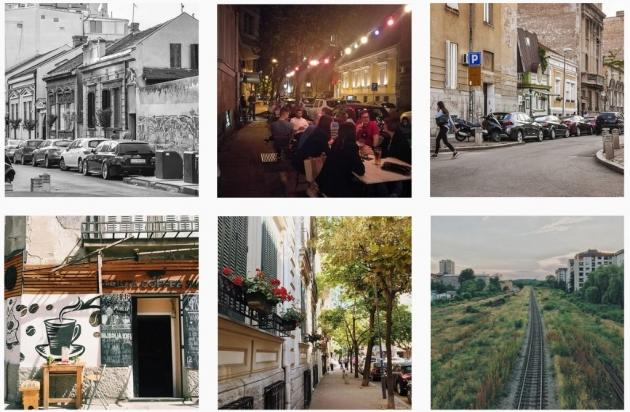 instagram worthy places in belgrade dorćol