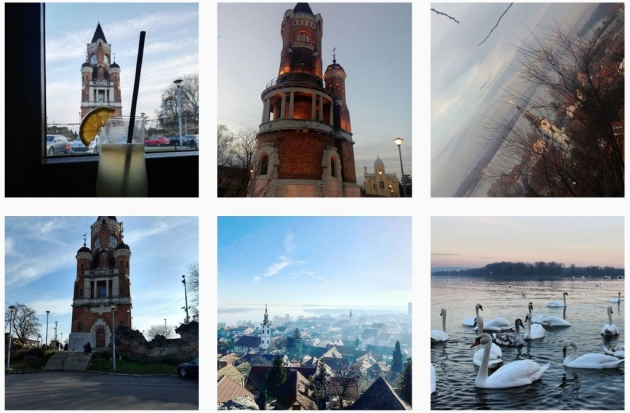 instagram worthy places in belgrade gardoš