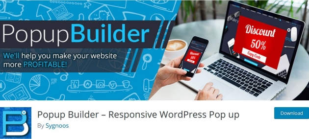WordPress popup plugins popup builder
