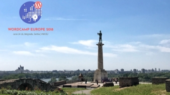 Why is Belgrade hosting WordCamp Europe 2018?