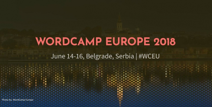 WordCamp Europe 2018 takeaways from Meks