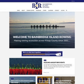Bainbridge Island Rowing