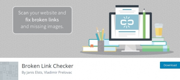 broken link checker wordpress seo plugin