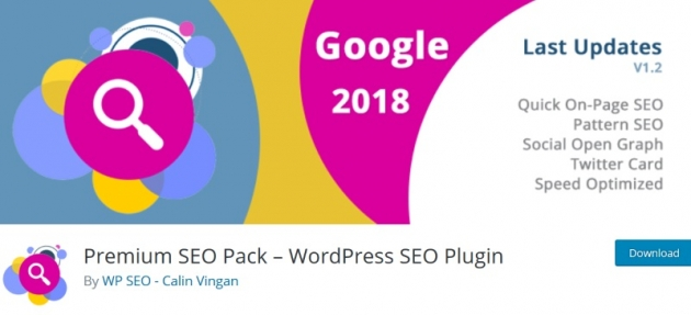 premium SEO pack SEO plugin for WordPress