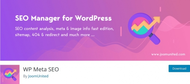 wp meta seo plugin for wordpress