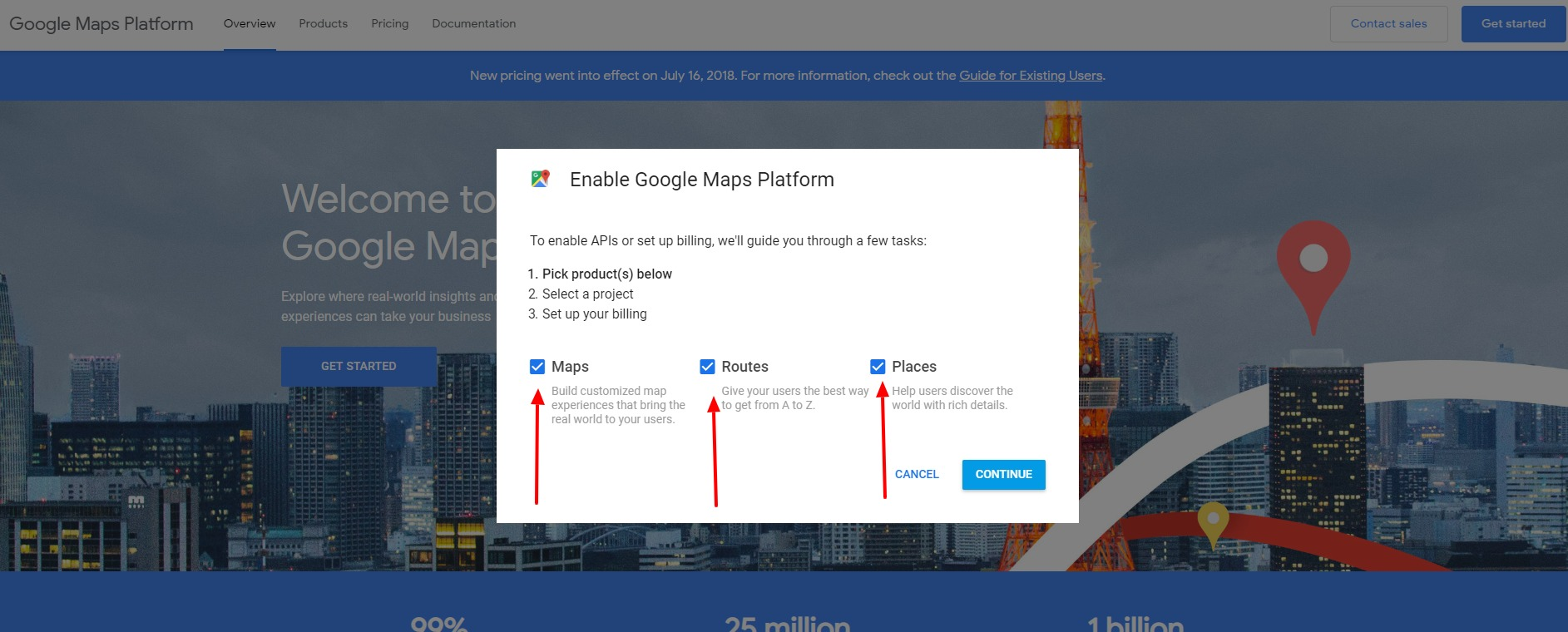 New Google Map API policy and setup - WordPress Theme FAQ | Meks on satellite map images with missing or unclear data, route planning software, google latitude, yahoo! maps, nokia maps, bing maps, bing maps platform, web mapping, google earth, google map maker,