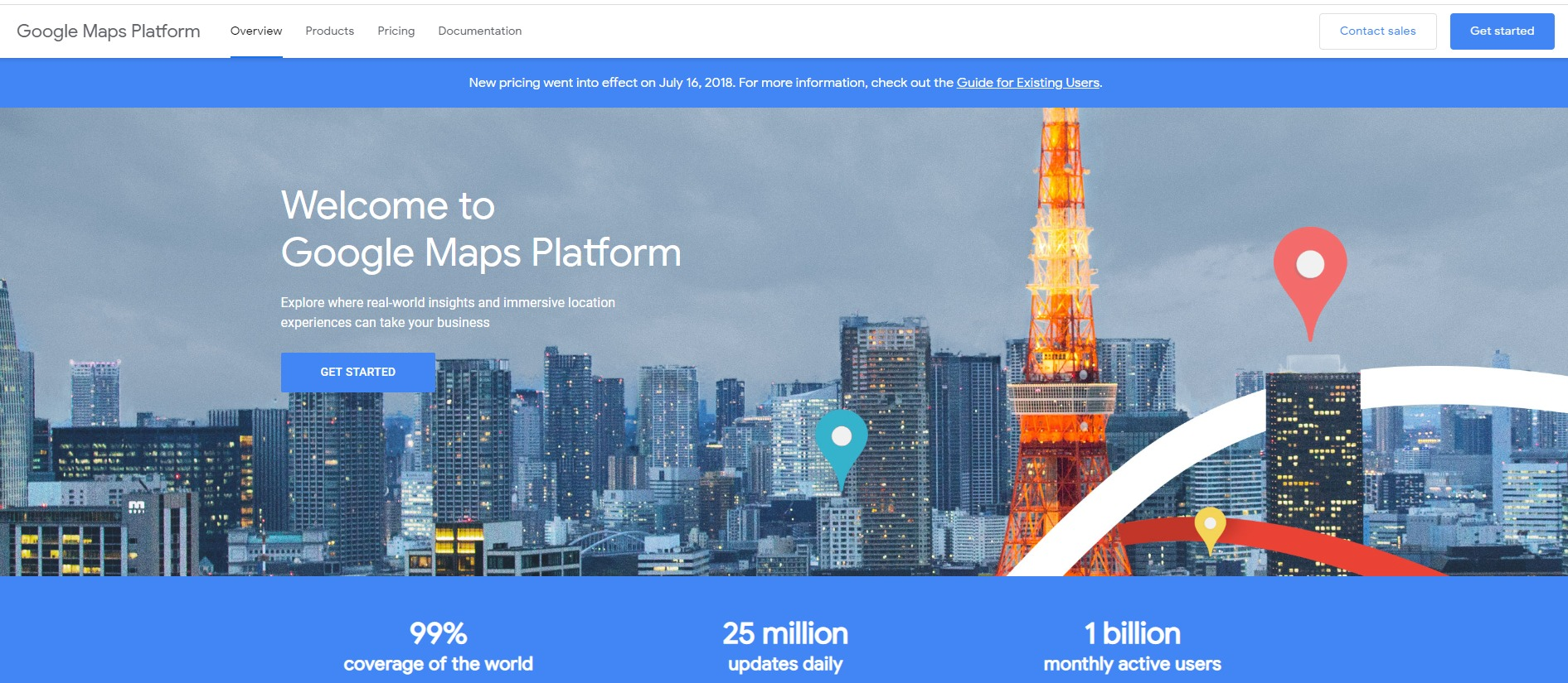 New Google Map API policy and setup - WordPress Theme FAQ | Meks