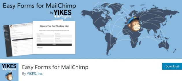 easy-forms-for-mailchimp-plugin