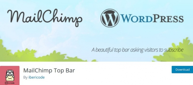 mailchimp-top-bar-wp-plugin