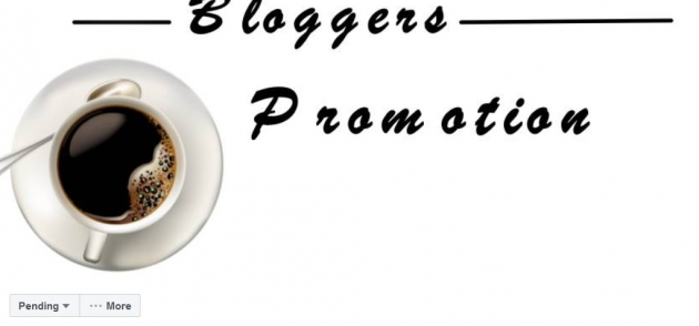 Bloggers Promotion facebook groups for bloggers