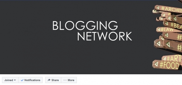 Blogging Network facebook groups for bloggers