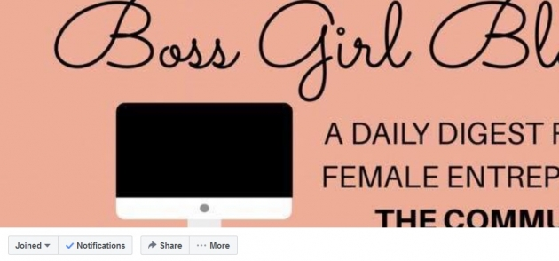 Boss Girl Bloggers Facebook group for bloggers
