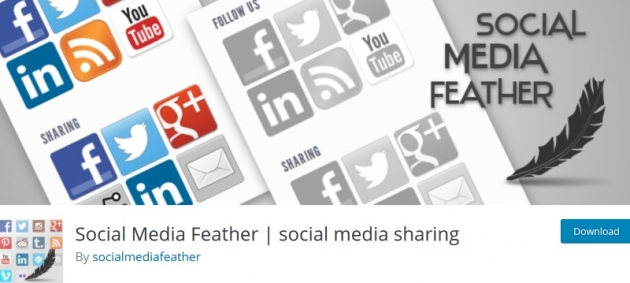 social-media-feather-free-social-media-plugin-for-wordpress