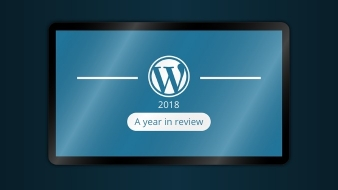 WordPress 2018 year in review