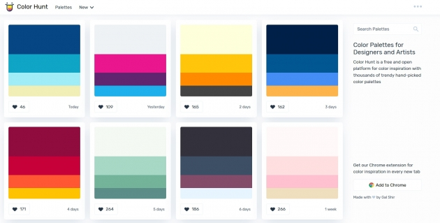 brand-color-palette-tools-color-hunt