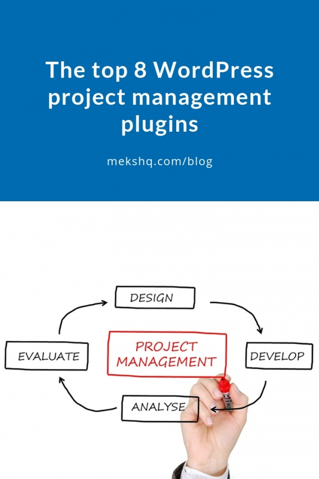 The top 8 WordPress project management plugins