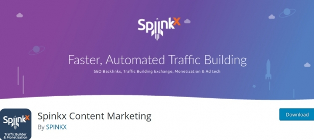 spinkx-content-wordpress-content-marketing-strategy-plugin
