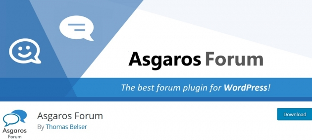 best-forum-plugin-for-wordpress-asgaros-forum