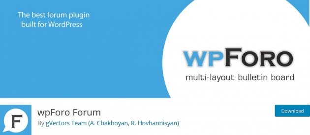 best-forum-plugin-for-wordpress-wpforo-forum