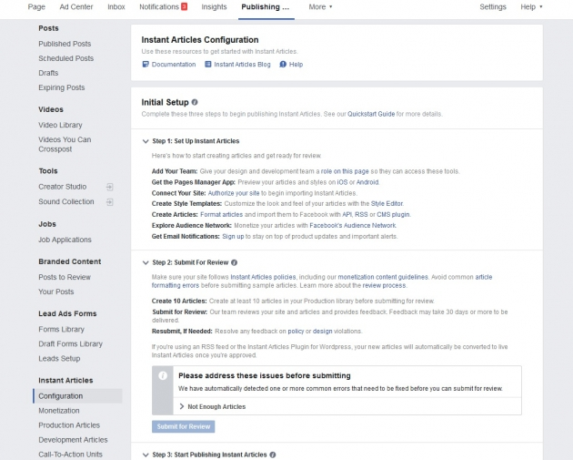 facebook-instant-articles-wordpress-sign-up-steps