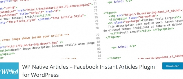 facebook-instant-articles-wordpress-wp-native-articles-plugin