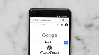 How to easily add Google Fonts to your WordPress website