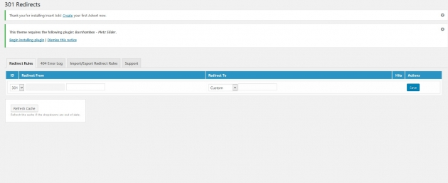 redirect-a-page-in-wordpress-301-redirects-plugin-admin-area