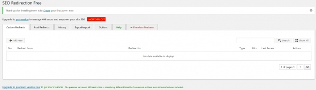 redirect-a-page-in-wordpress-seo-redirection-screenshot