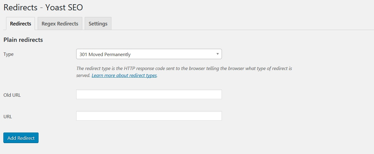 Beginners guide on how to redirect a page in WordPress | Meks