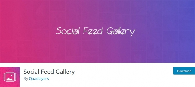 social-feed-gallery-plugin
