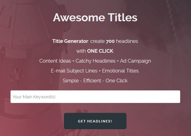 13 best headline & blog title generator tools to easily