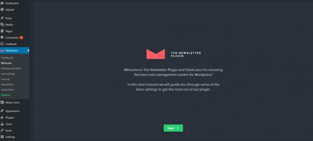 newsletter-wordpress-plugin-screenshot