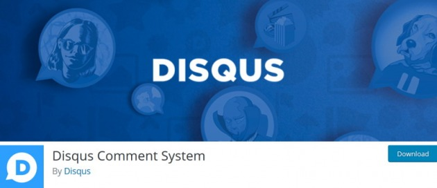 disqus-wordpress-comment-plugin