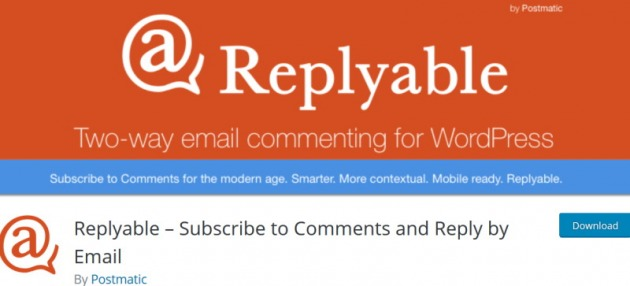replyable-wordpress-comment-plugin