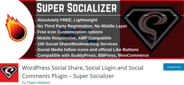 super-socializer-wordpress-comment-plugin